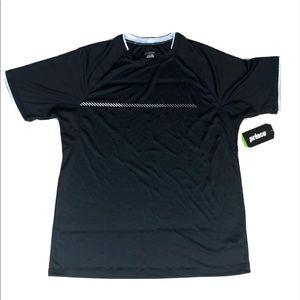 Prince Tennis Men's Short Sleeve XL